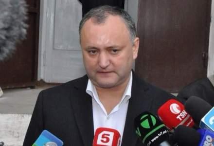 Igor Dodon, economistul care reuseste sa aduca PSRM pe primul loc in Parlamentul Moldovei