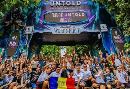 Poliția a depistat 14 persoane cu droguri în prima zi a Festivalului UNTOLD