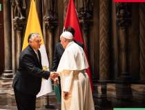 Papa Francisc, la Budapesta:...