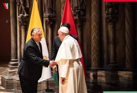 Papa Francisc, la Budapesta: Antisemitismul în Europa este un fitil care trebuie stins