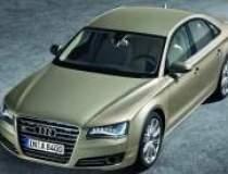 Audi a lansat noul A8 la...