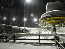 Partia de schi din Slanic...