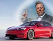 Tesla S Plaid a spulberat...