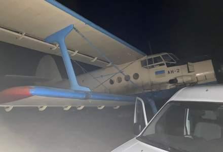 Un avion cu tigari de contrabanda din Ucraina a fost prins în Moldova inainte de a intra în țara noastră