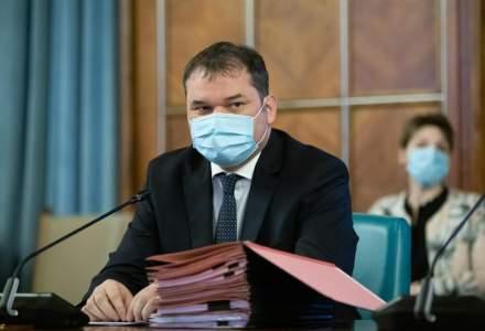 Cseke Attila, ministrul Sănătății: Nu vreau ca pacienții dintr-un județ să fie refuzați și să nu fie tratați în alt județ