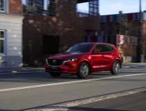 Mazda CX-5 primește o...