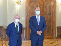 Klaus Iohannis s-a întâlnit...