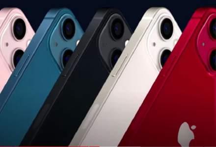 Apple a lansat iPhone 13. Cum arată și cât costă noul device