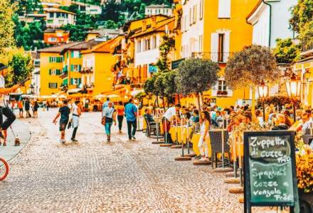 Italia: Declin semnificativ al turismului în 2020, din cauza pandemiei