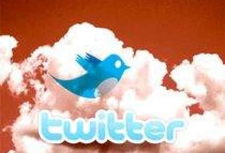 Numarul de utilizatori noi ai Twitter scade. Mesajele continua sa creasca