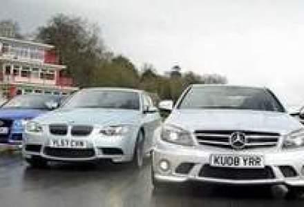 Vanzarile de masini in 2010 vor intra in colaps in Germania