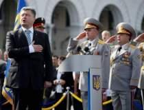 Parlamentul ucrainean dezbate...