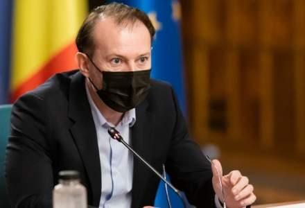 """Cîțu: Ludovic Orban, """"cel mai mare"""" susținător al moțiunii. Nu las România fără Guvern"""