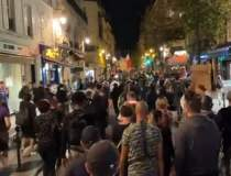 Noi proteste în Franța,...