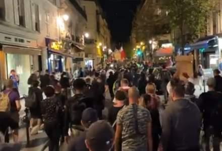 Noi proteste în Franța, împotriva certificatului de vaccinare