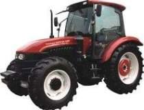 Primul tractor va iesi pe...