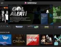 Seenow, prima aplicatie video...