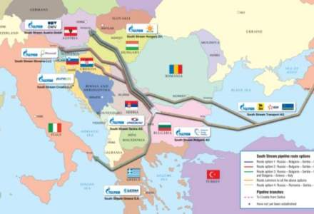 Guvernul Bulgariei, tratative cu Rusia pentru continuarea proiectului South Stream