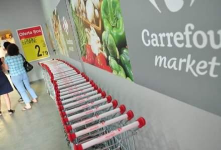 Carrefour deschide trei noi magazine in format supermarket
