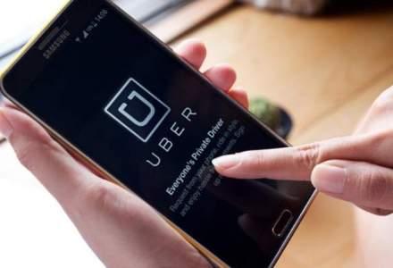 Uber este disponibil în Sibiu