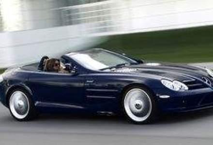 Mercedes Benz opens auto parts warehouse in Oradea