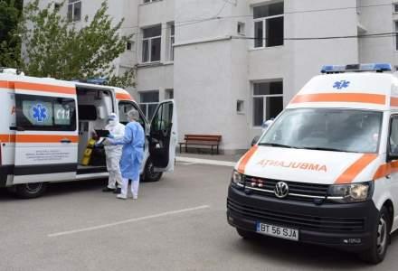 """Noapte """"de foc"""" la Spitalul de Boli Infecțioase din Iași. Manager: 99% dintre pacienții consultați erau nevaccinați"""