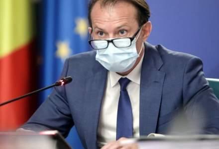 Florin Cîțu: Prețurile la energie, pregătirea sezonului de iarnă și gestionarea pandemiei, prioritățile pe termen foarte scurt