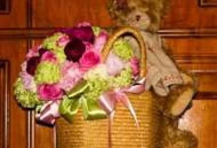 Concurs de designeri florali la Carol Park Hotel