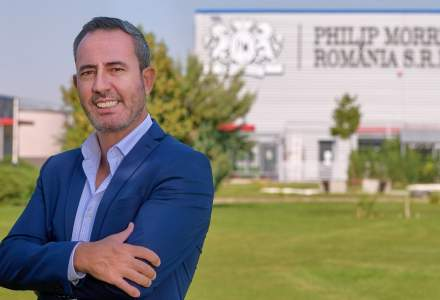 Joao Brigido este noul director al fabricii Philip Morris din Otopeni