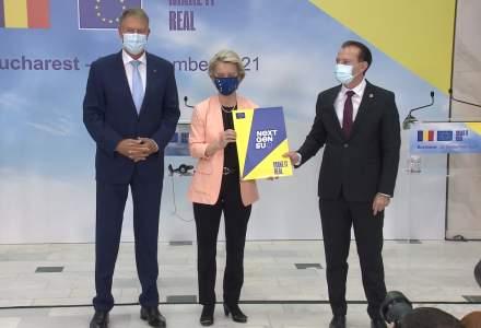 VIDEO | UE dă undă verde aprobării PNRR pentru România
