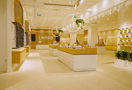 Lensa deschide un nou showroom în București, după o investiție de 750.000 euro