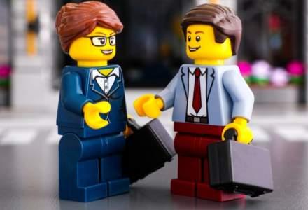 Grupul LEGO a înregistrat o creștere a veniturilor de peste 40% în prima jumătate a anului