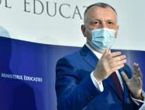 Ministrul Educației: Acum ne...