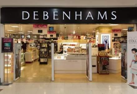 Retailerul britanic Debenhams va deschide in primavara un magazin in Bucuresti Mall