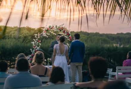 Turismul de nuntă, un trend care a luat amploare în pandemie. Cât se plătește pentru cazarea invitaților