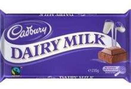 "Cadbury refuza oferta Kraft Foods: ""Pretul este prea redus"""