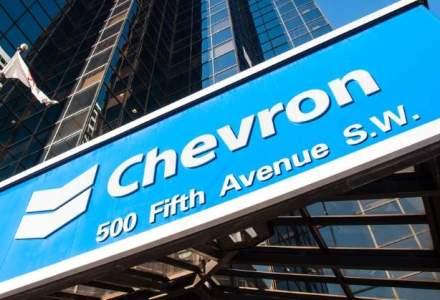 Chevron vrea sa renunte la un proiect de 10 mld. dolari din domeniul gazelor de sist in Ucraina