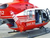 Elicopterul SMURD prabusit in...