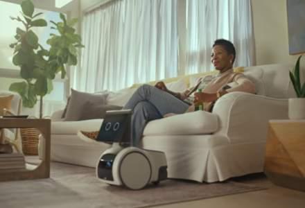 [VIDEO] Faceți cunostință cu Astro, noul robot casnic lansat de Amazon