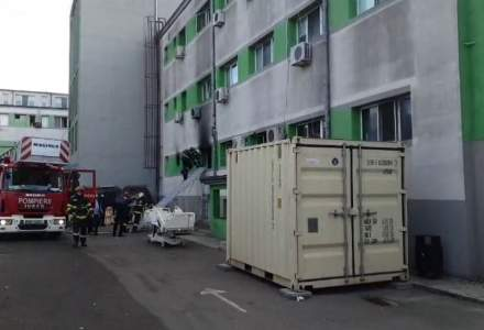 Incendiu Constanța | Managerul spitalului: Existau toate avizele legale, dar s-a întâmplat un necaz