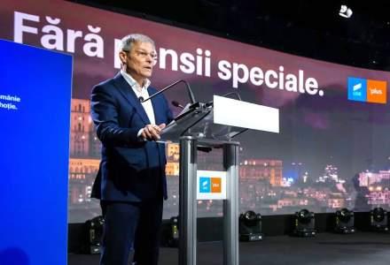 Dacian Cioloș: Pentru 2024 trebuie să ne propunem să câştigăm prezidenţialele şi parlamentarele