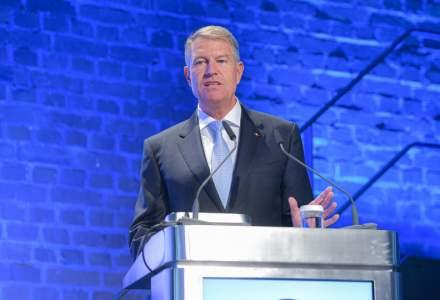 """Preşedintele Klaus Iohannis a primit Premiul """"Carol cel Mare"""" - Pentru unitatea Europei"""