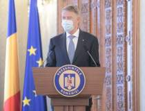Iohannis: Pandemia a fost...