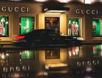 Brandul de lux Gucci lansează...