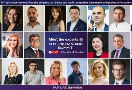 Future Banking 2021 reunește peste 25 de experți din banking, fintech și marketing