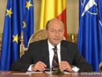 President Traian Basescu...