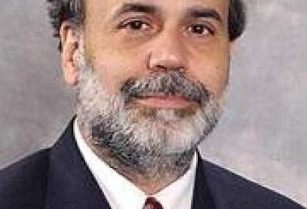 Bernanke - un nou mandat la sefia Fed