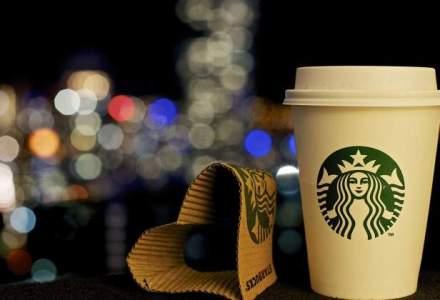 Lantul american de cafenele Starbucks ajunge la 11 locatii in Romania