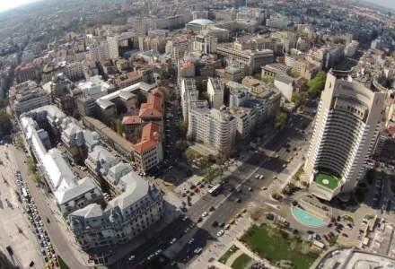 Planul Primariei Capitalei pentru eliminarea traficului din centrul Bucurestiului