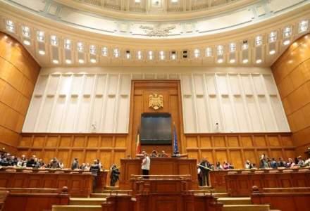 Parlamentul a adoptat bugetul pe 2015
